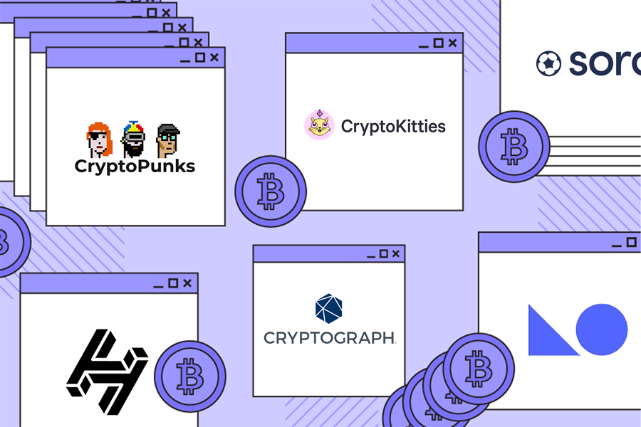 Examples of Non-Fungible Tokens (NFTs) Image