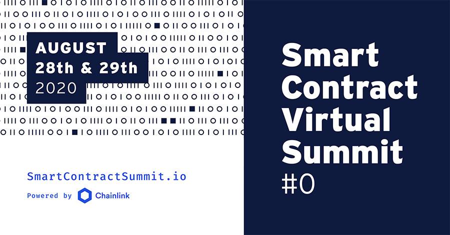 Chainlink SmartCon 2020 Round Up Image