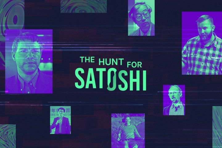 The Story behind The Hunt For Satoshi Image