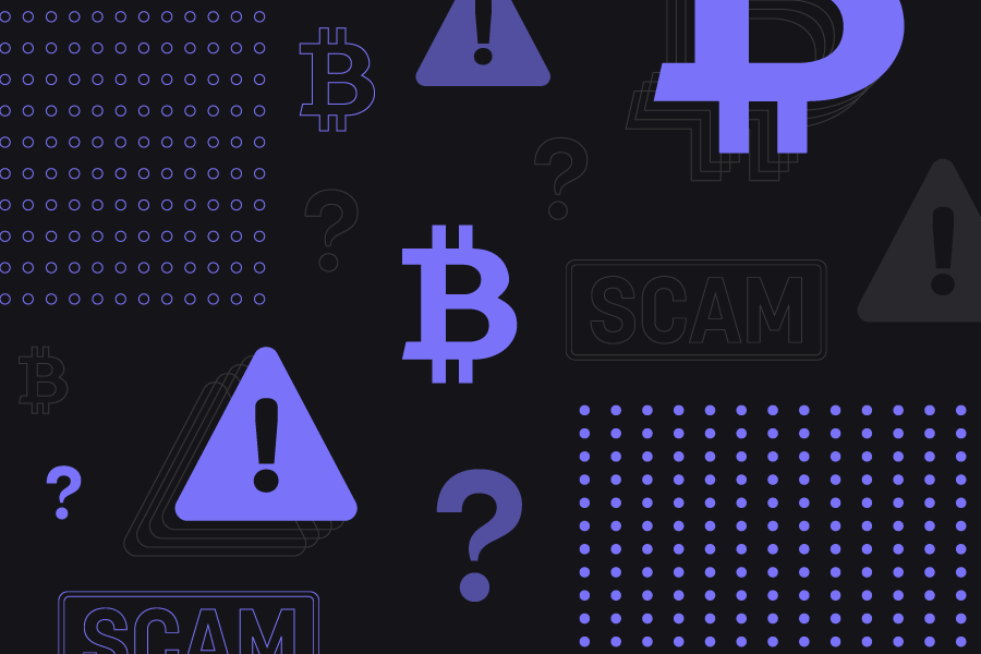 Is Bitcoin a Scam? Image